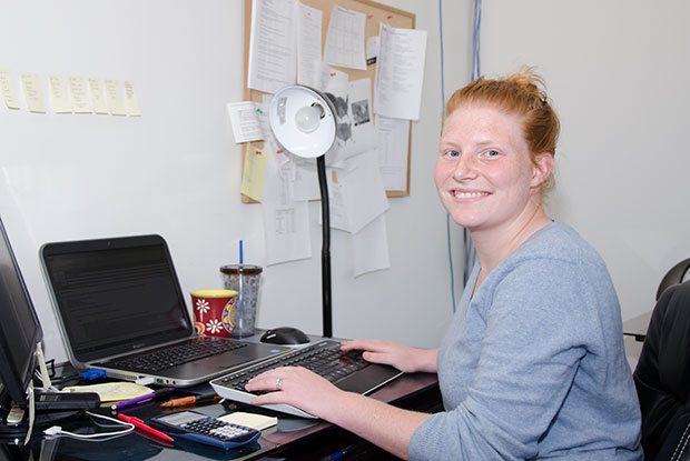 Meagan Vyn | Project Coordinator/Manager